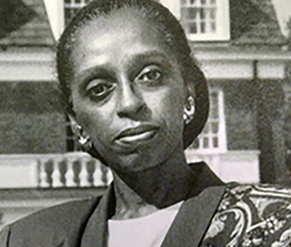 40 Things to Know: Our college was led by the first female African American dean of a medical school